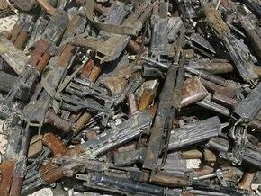 Милиция призывает жителей Украины сдать оружие
