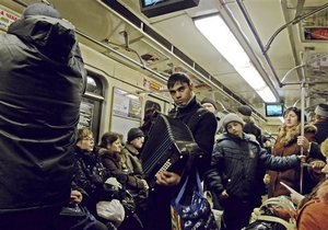 Киевляне выбрали артистов для озвучки станций метро