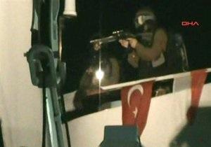 Минобороны Израиля: Флотилия правозащитников была провокацией исламистов