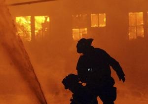 В Святошинском районе Киева окурок стал причиной пожара в квартире