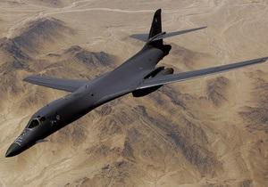 США разместили в Катаре стратегические бомбардировщики