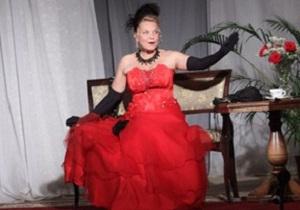 Помилованная российская актриса, осужденная во Франции, выступила с моноспектаклем