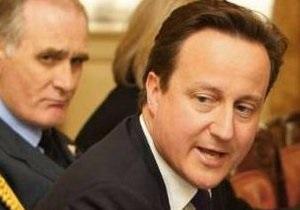В Великобритании  объявлен финальный состав кабинета министров