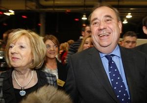 Победившие на выборах в Шотландии националисты обещают провести референдум о независимости