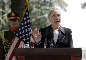 Клинтон назвала Афганистан главным союзником США вне НАТО