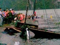 Во Вьетнаме потерпело крушение туристическое судно: трое погибли, семеро раненых