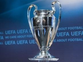 Лига Чемпионов. 1/8 финала: текстовые трансляции