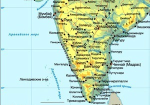 Власти индийского штата Гоа заявляют, что  русская мафия  отпугивает туристов