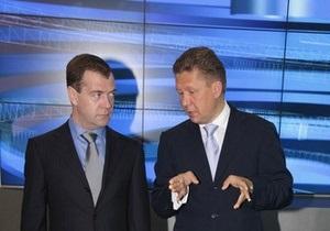 Глава Газпрома: Украинская ГТС должна войти в газовое СП
