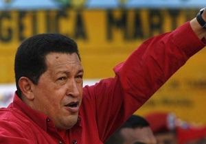Чавес намерен национализировать золотодобывающие предприятия Венесуэлы