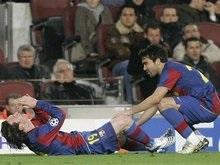 Барселона потеряла Месси на шесть недель