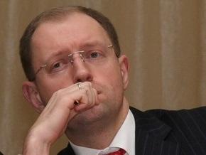 Яценюк рассказал о посредниках на украинском газовом рынке