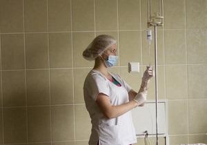 В Мелитополе медики вылечили девушку от гриппа A/H1N1, не подозревая об этом
