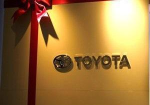 Toyota отобрала у GM лидерство в мировых продажах авто