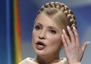 Тимошенко рассказала, как побороть коррупцию и бюрократию
