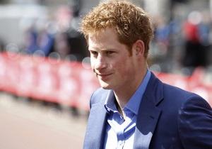 Cпоры о Гарри: может ли принц напиваться и ходить голым?