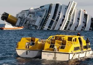 Обнаружена считавшаяся пропавшей без вести пассажирка Costa Concordia