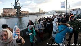 Пояс Богородицы хотят поднять над Москвой на вертолете