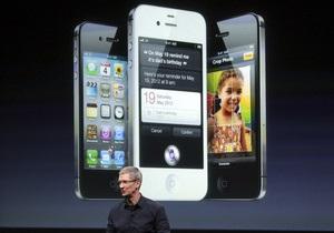 Samsung потребует запретить продажу представленного вчера iPhone 4S в Италии и Франции