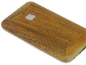 Разработан деревянный iPhone