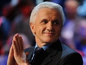 Литвин не хочет навязывать народу Бандеру