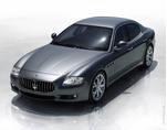 Maserati Quattroporte: теперь и полный привод
