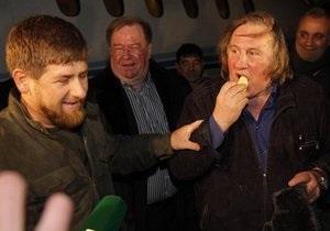 Депардье рассказал, что сделает со своей квартирой в Чечне
