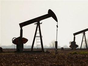 Украина сократила добычу нефти на 7,2%