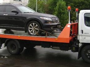 Плата за эвакуацию и разблокирование колес автомобиля увеличилась в несколько раз