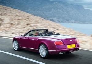 Bentley собирается выпустить самый быстрый в мире кабриолет