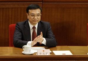 Назначен новый глава правительства Китая