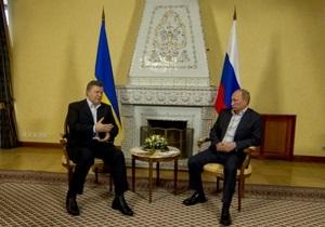 Курченко в газовых договоренностях Путина и Януковича - СМИ