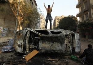 В Каире толпа напала на посла Словении