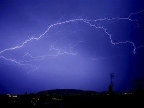 На Европу обрушился шторм