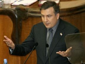 Саакашвили считает, что Абхазия и ЮО мирно вернутся в состав Грузии