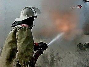 В России вторые сутки пытаются потушить пожар на газовой скважине