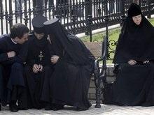 В Украине становится меньше православных