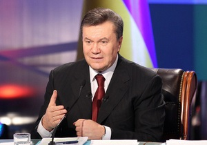 Янукович утвердил программу сотрудничества с НАТО на 2011 год