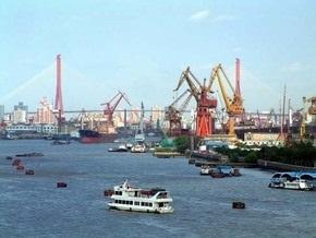 В Китае задержан теплоход с российским экипажем
