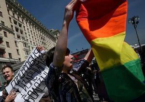 Итог гей-парада в Санкт-Петербурге: все участники задержаны