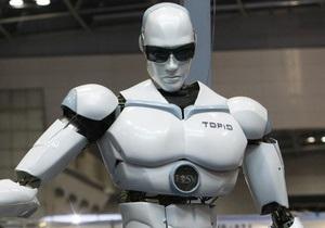 В Японии создали робота-массажиста