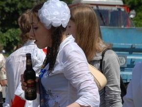 Прокуратуре Киева не нравится, как милиция борется с наркоманией и алкоголизмом среди детей