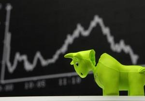 Украинские биржи открылись умеренными продажами