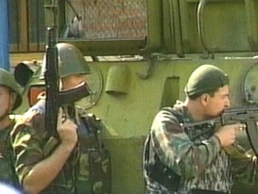 В Назрани завершена спецоперация: убиты два человека