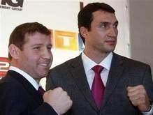 Ибрагимов не допускает мысли, что может проиграть Кличко