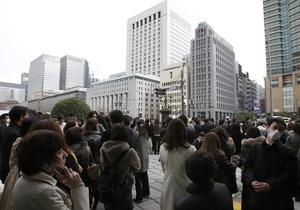 В Японии прошли масштабные учения на случай землетрясения