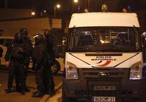 МВД Франции опровергло сообщения о штурме дома Мера