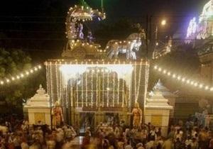В кришнаитском храме в Британии прогремел взрыв