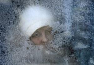 НГ: Севастополь замерзает