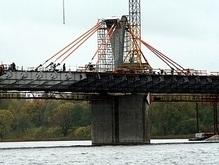 Экологи: опоры Южного моста в Киеве могут не выдержать